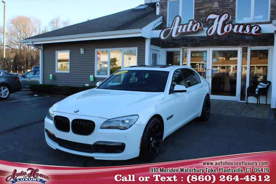 Used 2012 BMW 7 Series in Plantsville, Connecticut | Auto House of Luxury. Plantsville, Connecticut