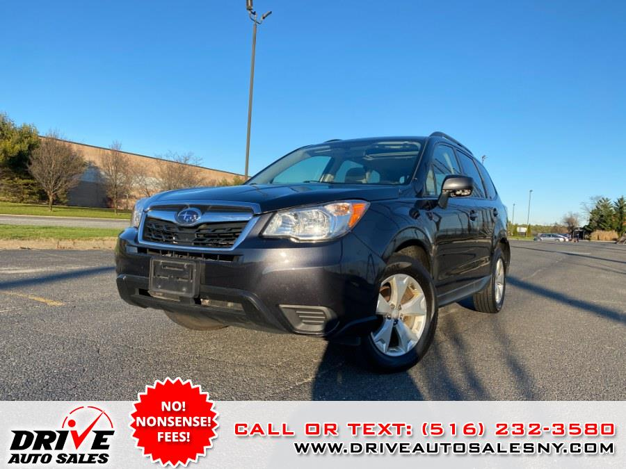 Used 2016 Subaru Forester in Bayshore, New York | Drive Auto Sales. Bayshore, New York