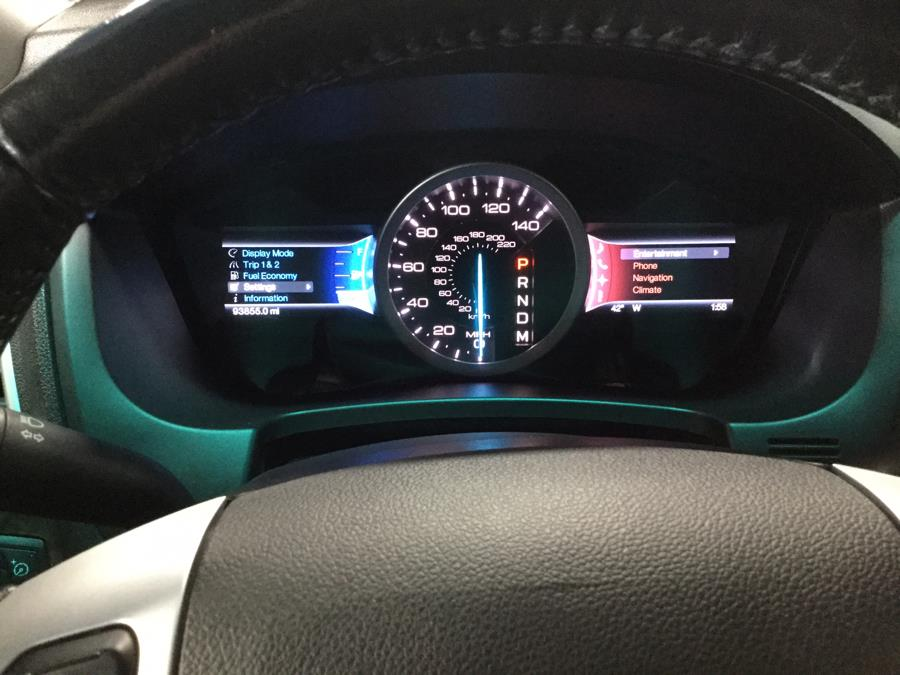 Used Ford Explorer 4WD 4dr Limited 2013   L&S Automotive LLC. Plantsville, Connecticut