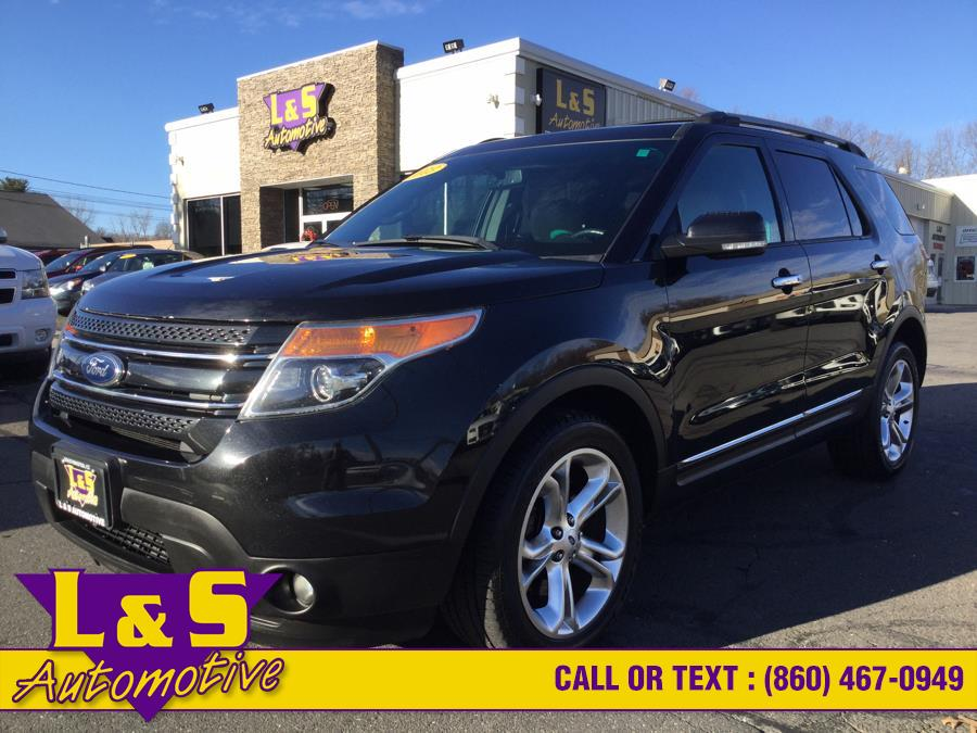 Used 2013 Ford Explorer in Plantsville, Connecticut | L&S Automotive LLC. Plantsville, Connecticut
