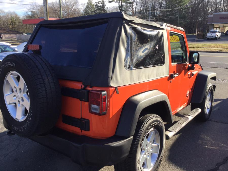 Used Jeep Wrangler 4WD 2dr Willys Wheeler 2015 | L&S Automotive LLC. Plantsville, Connecticut