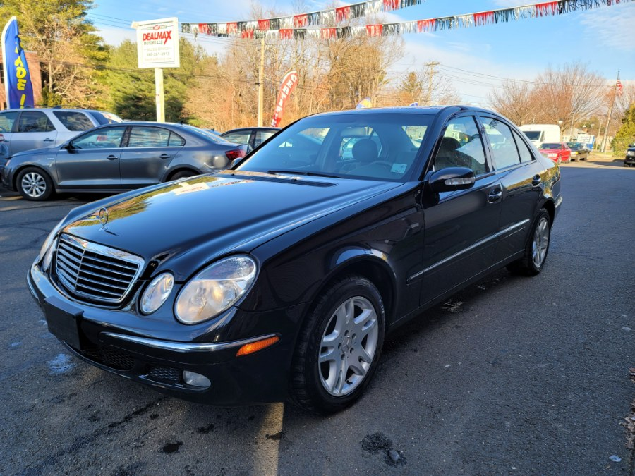 Used 2003 Mercedes-Benz E-Class in Bristol, Connecticut | Dealmax Motors LLC. Bristol, Connecticut