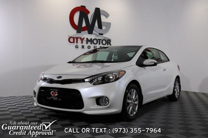 Used 2014 Kia Forte Koup in Haskell, New Jersey | City Motor Group Inc.. Haskell, New Jersey