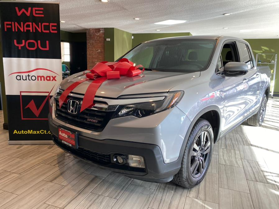 Used 2018 Honda Ridgeline in West Hartford, Connecticut | AutoMax. West Hartford, Connecticut