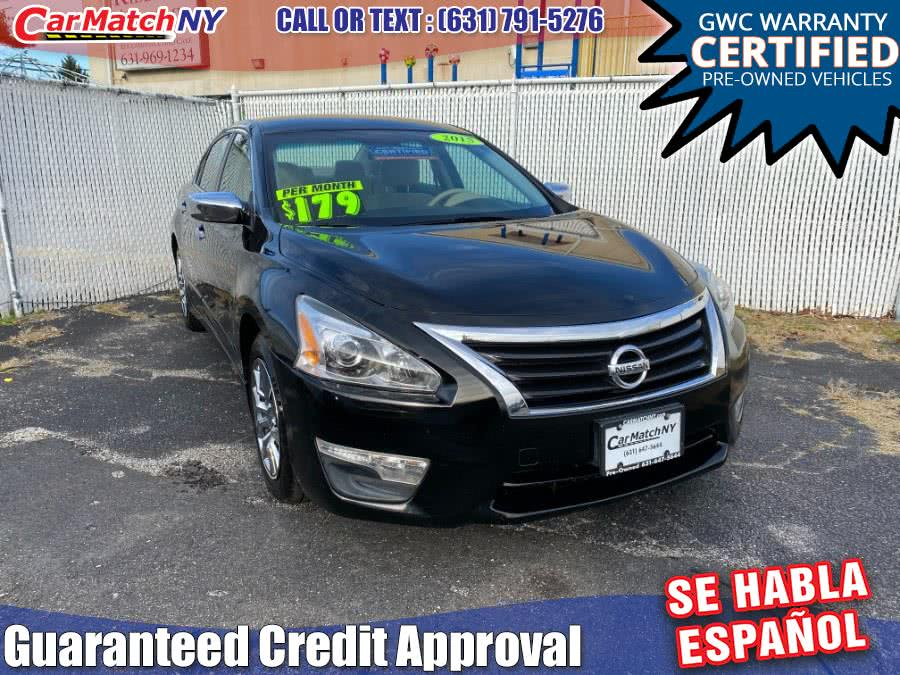 Used 2015 Nissan Altima in Bayshore, New York | Carmatch NY. Bayshore, New York