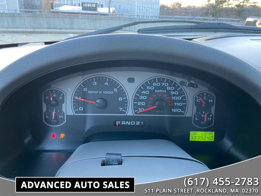 """Used Ford F-150 4WD SuperCab 133"""" XLT 2008 