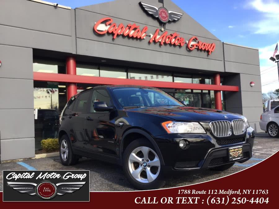 Used 2012 BMW X3 in Medford, New York | Capital Motor Group Inc. Medford, New York