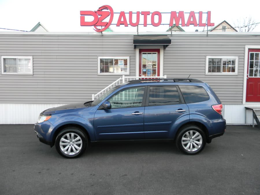 Used Subaru Forester 4dr Auto 2.5X Limited 2013 | DZ Automall. Paterson, New Jersey