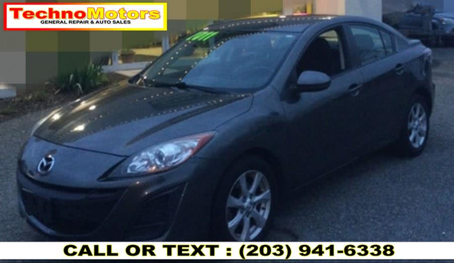 Used 2011 Mazda Mazda3 in Danbury , Connecticut | Techno Motors . Danbury , Connecticut
