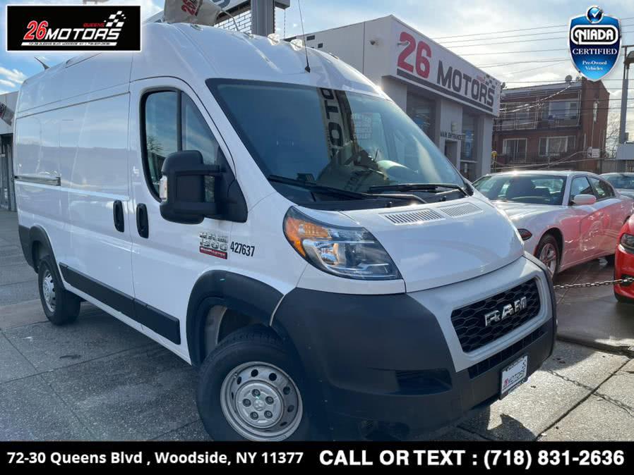 Used 2020 Ram ProMaster Cargo Van in Woodside, New York | 26 Motors Queens. Woodside, New York