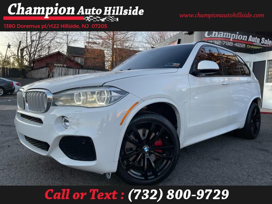 Used 2015 BMW X5 in Hillside, New Jersey | Champion Auto Sales. Hillside, New Jersey