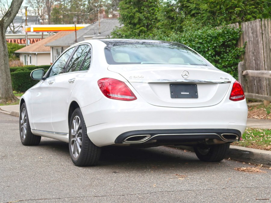 Used Mercedes-benz C-class C 300 2017 | Auto Expo Ent Inc.. Great Neck, New York
