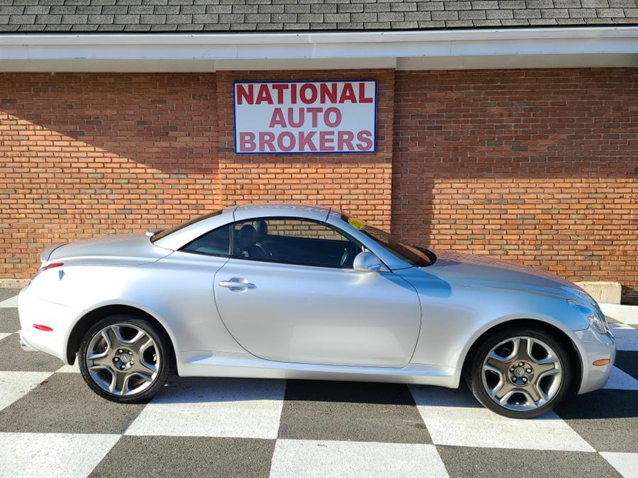 Used Lexus SC 430 2dr Convertible 2006 | National Auto Brokers, Inc.. Waterbury, Connecticut