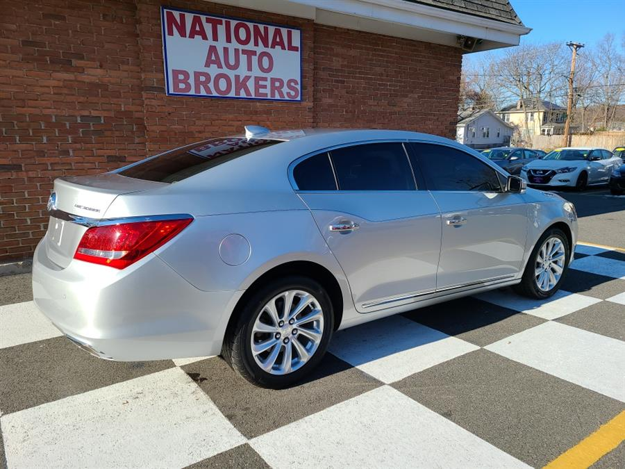 Used Buick LaCrosse 4dr Sdn Leather 2016 | National Auto Brokers, Inc.. Waterbury, Connecticut