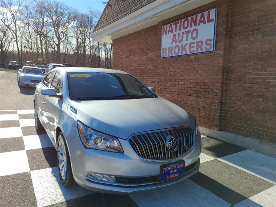 Used 2016 Buick LaCrosse in Waterbury, Connecticut | National Auto Brokers, Inc.. Waterbury, Connecticut