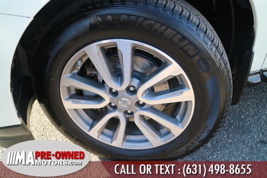 Used Nissan Pathfinder sl 7 passenger 4WD 4dr S 2015   M & A Motors. Huntington, New York