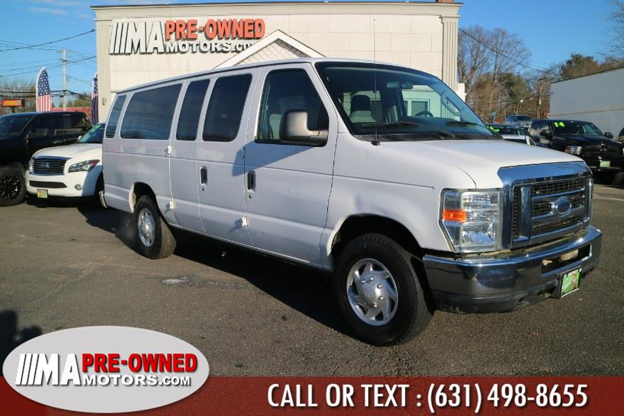 Used 2013 Ford Econoline Wagon passenger or cargo ENTENDED in Huntington, New York | M & A Motors. Huntington, New York