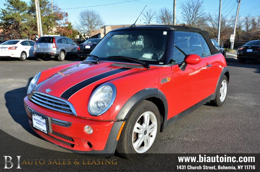 Used 2008 MINI Cooper Convertible in Bohemia, New York | B I Auto Sales. Bohemia, New York