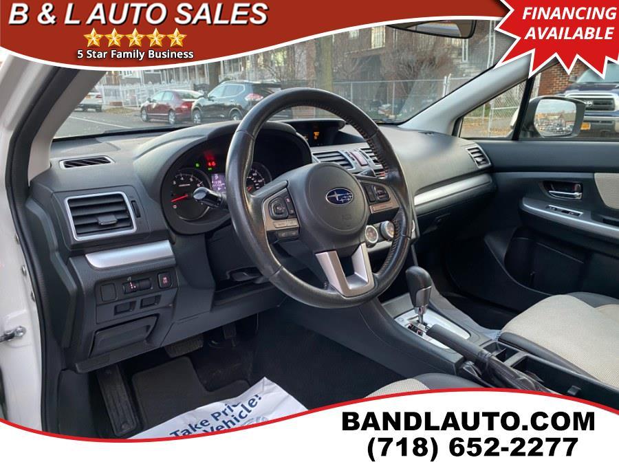 Used Subaru Crosstrek 5dr CVT 2.0i Premium 2016 | B & L Auto Sales LLC. Bronx, New York
