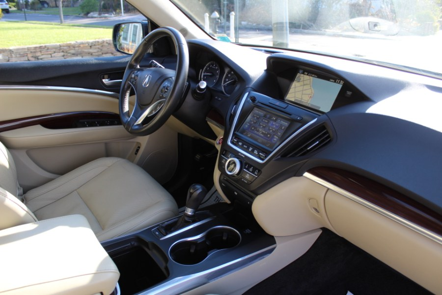 2015 Acura MDX SH-AWD 4dr Advance/Entertainment Pkg, available for sale in Great Neck, NY