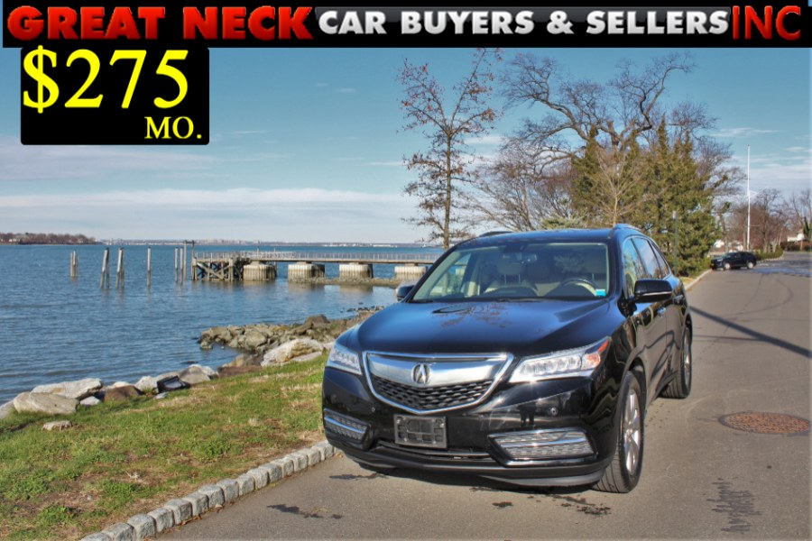 Used 2015 Acura MDX in Great Neck, New York