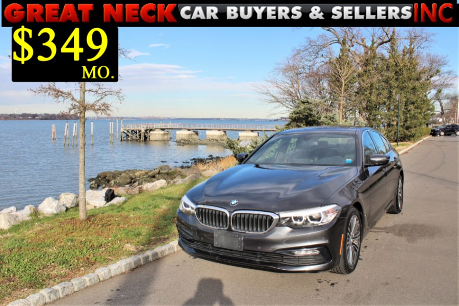 Used 2017 BMW 5 Series in Great Neck, New York