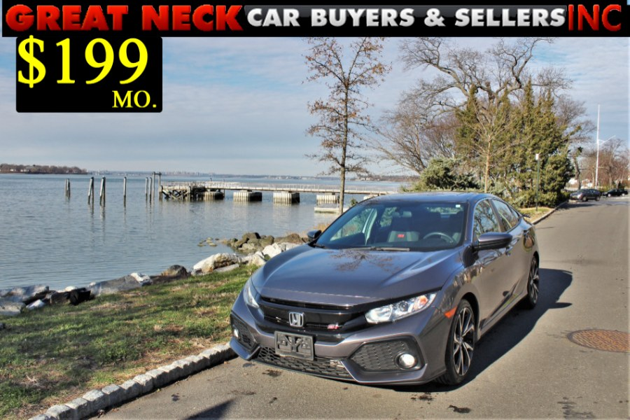 Used 2018 Honda Civic Si Sedan in Great Neck, New York
