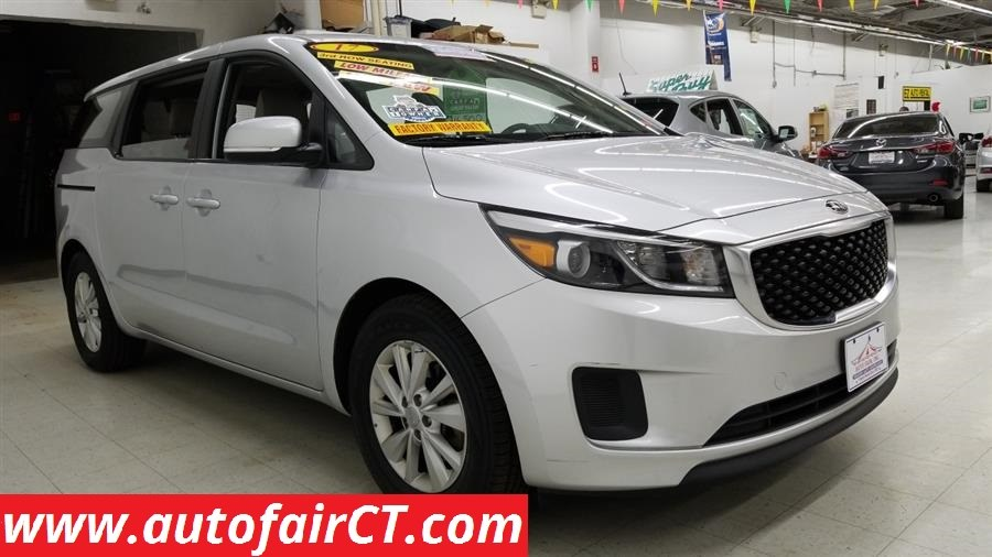 Used 2017 Kia Sedona in West Haven, Connecticut