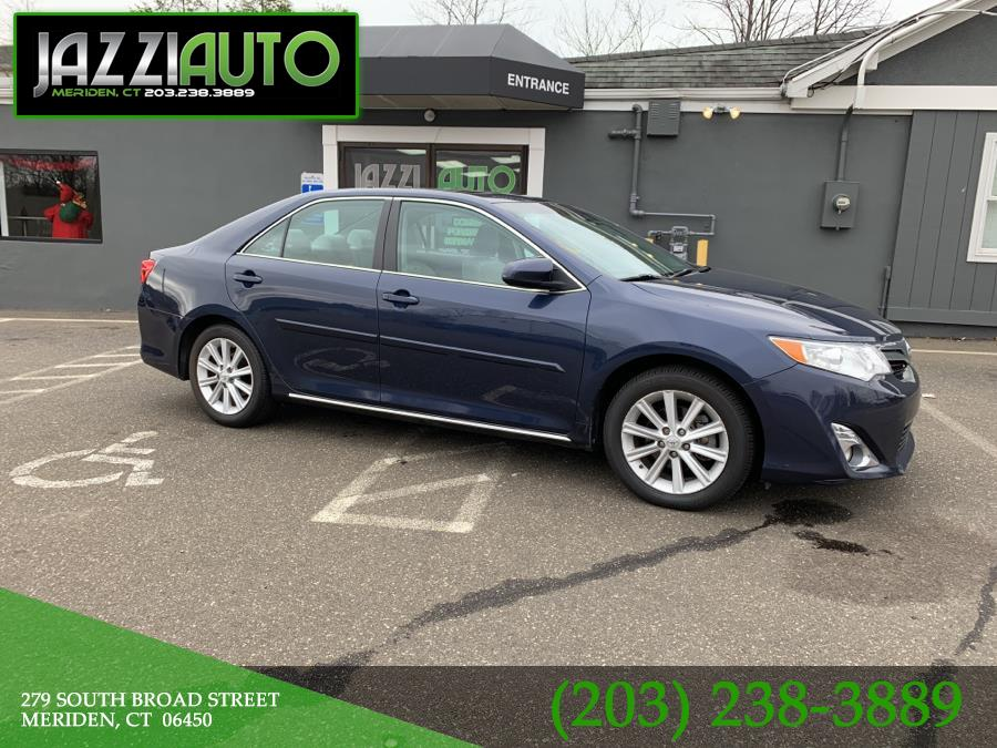 Used Toyota Camry 4dr Sdn V6 Auto XLE (Natl) *Ltd Avail* 2014 | Jazzi Auto Sales LLC. Meriden, Connecticut