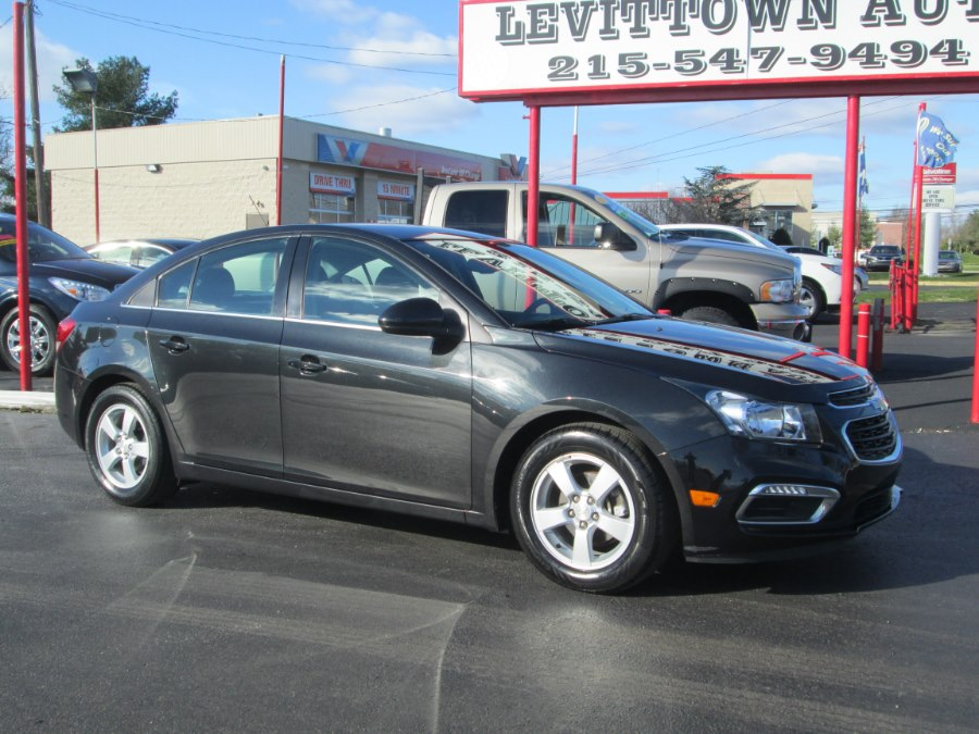 Used 2015 Chevrolet Cruze in Levittown, Pennsylvania | Levittown Auto. Levittown, Pennsylvania