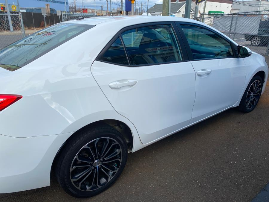 Used Toyota Corolla 4dr S 2015 | Harbor View Auto Sales LLC. Stamford, Connecticut