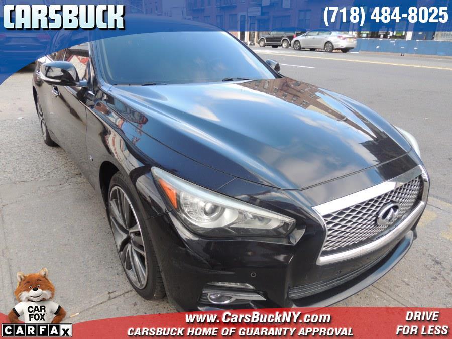 Used 2014 INFINITI Q50 in Brooklyn, New York | Carsbuck Inc.. Brooklyn, New York