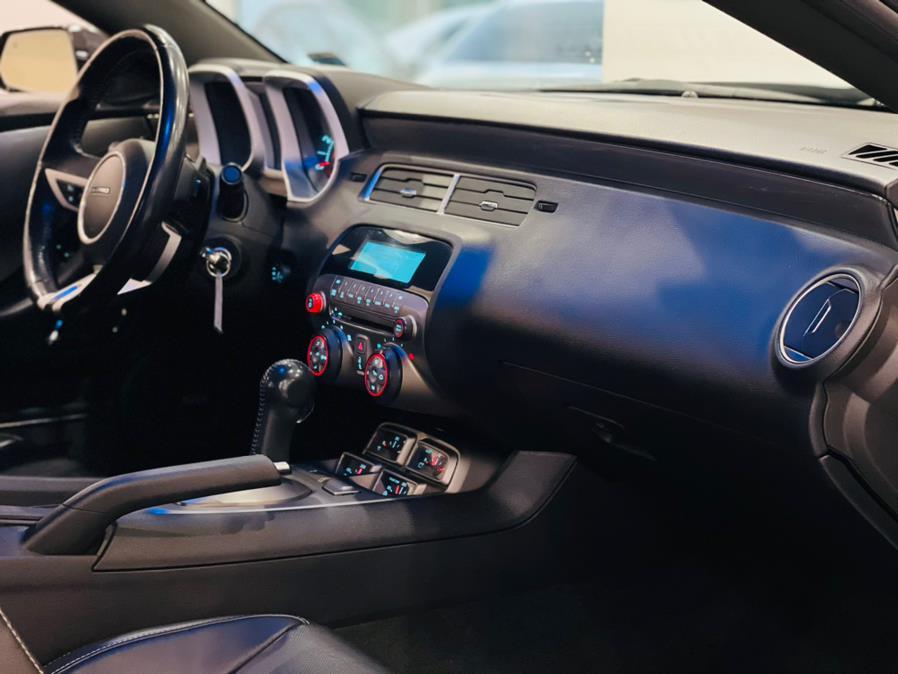 Used Chevrolet Camaro 2dr Cpe 2SS 2011 | Luxury Motor Club. Franklin Square, New York