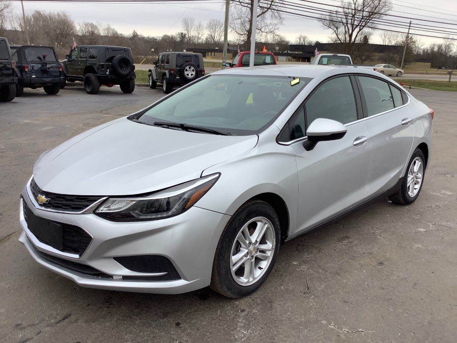 Used Chevrolet Cruze 4dr Sdn Auto LT 2017 | Marsh Auto Sales LLC. Ortonville, Michigan