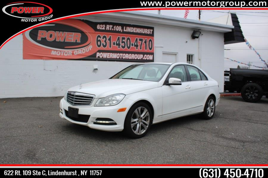 Used 2013 Mercedes-Benz C-Class in Lindenhurst , New York | Power Motor Group. Lindenhurst , New York