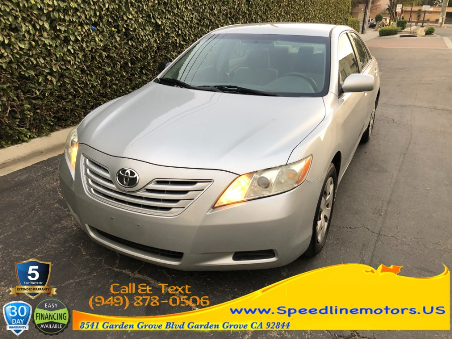 Used 2007 Toyota Camry in Garden Grove, California | Speedline Motors. Garden Grove, California
