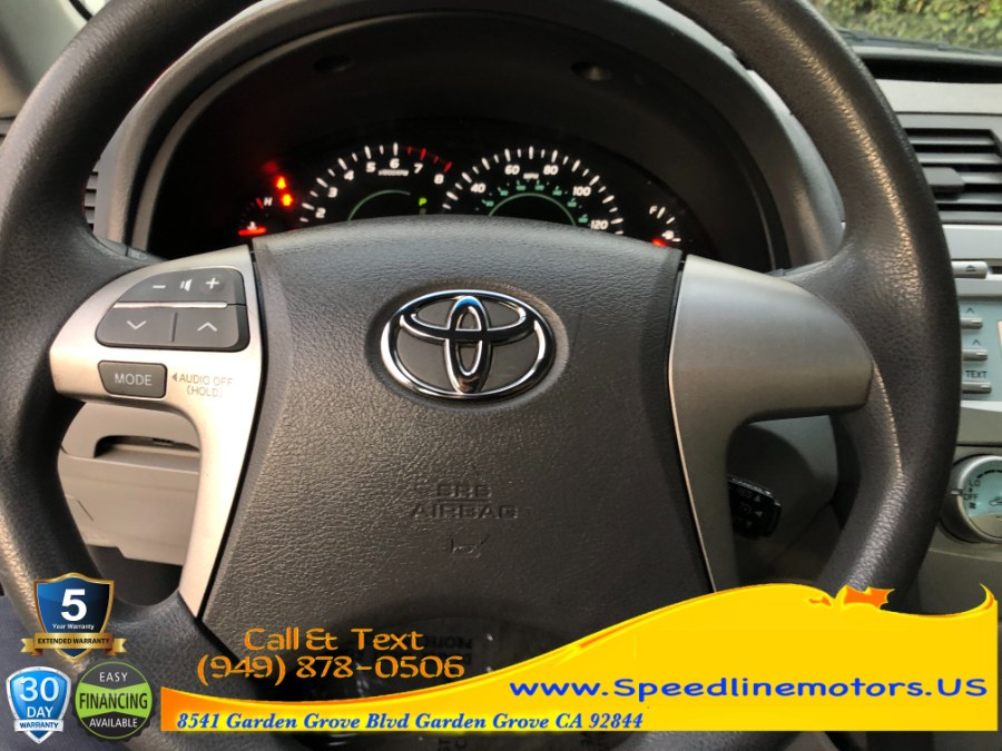 Used Toyota Camry 4dr Sdn I4 Manual LE (Natl) 2007 | Speedline Motors. Garden Grove, California
