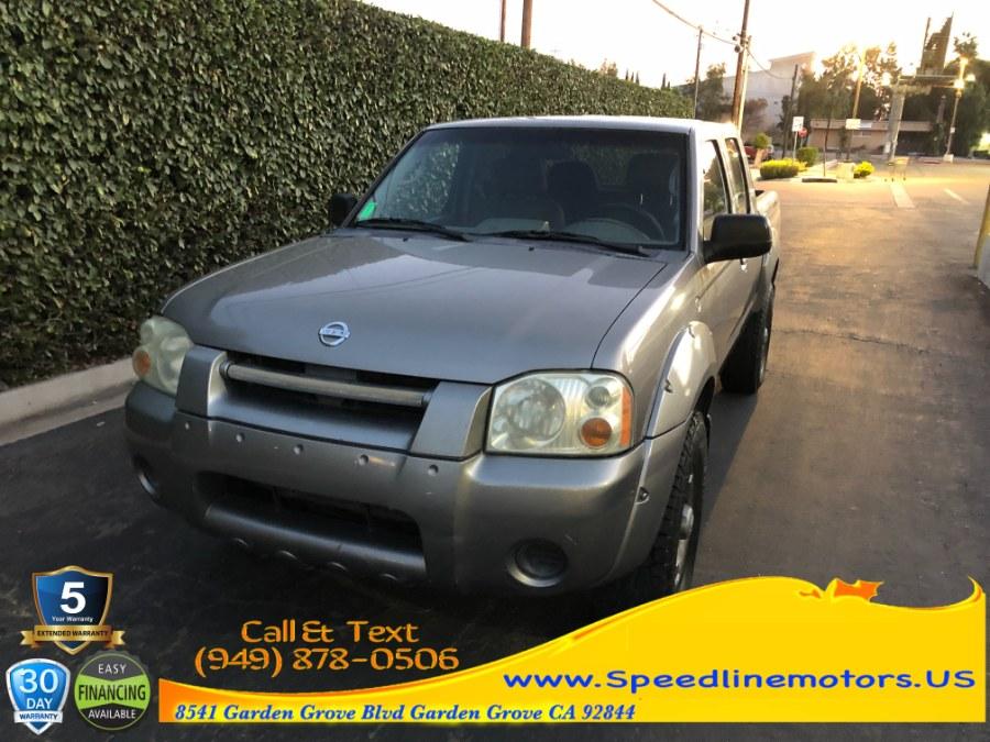 Used 2004 Nissan Frontier 2WD in Garden Grove, California | Speedline Motors. Garden Grove, California