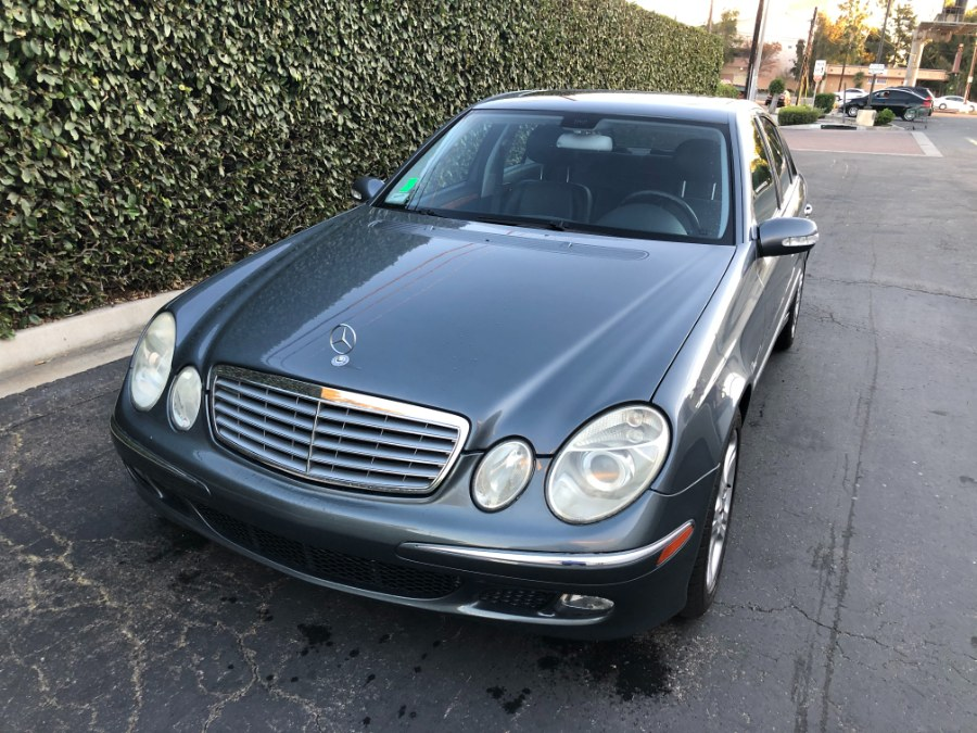 Used 2006 Mercedes-Benz E-Class in Garden Grove, California | Speedline Motors. Garden Grove, California
