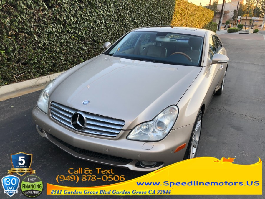 Used 2006 Mercedes-Benz CLS-Class in Garden Grove, California | Speedline Motors. Garden Grove, California