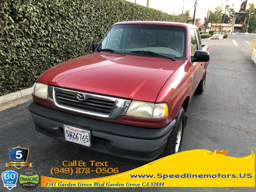 Used 1998 Mazda B-Series 2WD Truck in Garden Grove, California | Speedline Motors. Garden Grove, California
