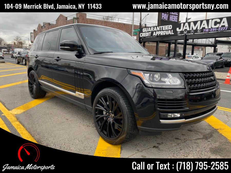 Used 2014 Land Rover Range Rover in Jamaica, New York | Jamaica Motor Sports . Jamaica, New York