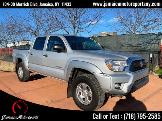 Used 2012 Toyota Tacoma in Jamaica, New York | Jamaica Motor Sports . Jamaica, New York