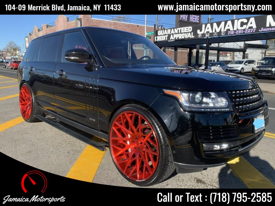 Used 2015 Land Rover Range Rover in Jamaica, New York | Jamaica Motor Sports . Jamaica, New York