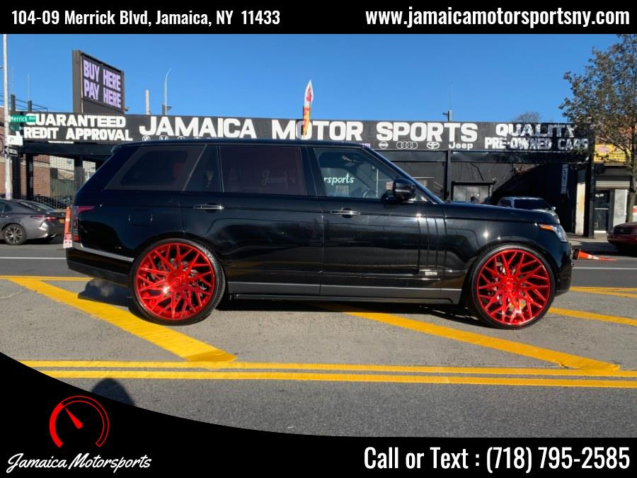 Used Land Rover Range Rover 4WD 4dr Autobiography LWB 2015 | Jamaica Motor Sports . Jamaica, New York