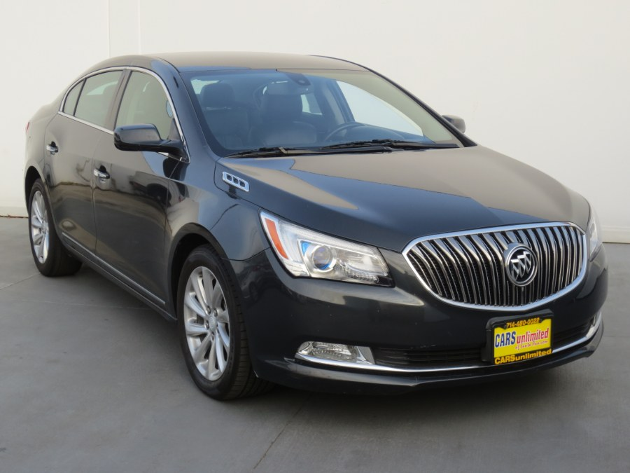 Used Buick LaCrosse 4dr Sdn Leather FWD 2015 | Auto Max Of Santa Ana. Santa Ana, California