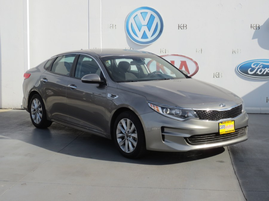 Used Kia Optima 4dr Sdn LX 2016 | Auto Max Of Santa Ana. Santa Ana, California