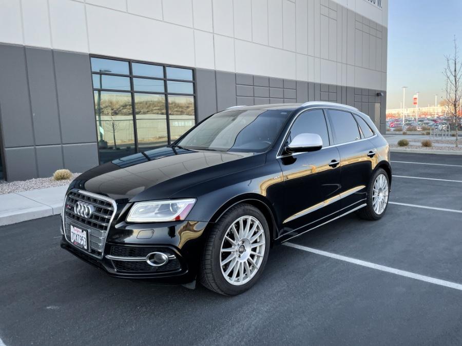 Used 2015 Audi SQ5 in Salt Lake City, Utah | Guchon Imports. Salt Lake City, Utah
