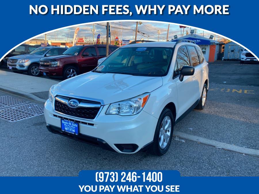 Used 2015 Subaru Forester in Lodi, New Jersey | Route 46 Auto Sales Inc. Lodi, New Jersey