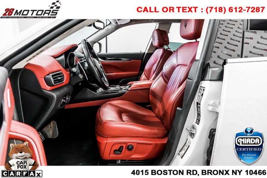 Used Maserati Levante 3.0L 2017   26 Motors Corp. Bronx, New York